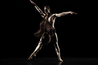 """Like Lazarus Did (LLD 4/30)"" - Photo : Juliieta Cervantes - Courtesy of Stephen Petronio Company"