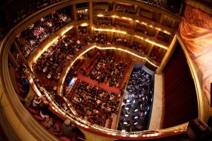 Théâtre du Capitole - salle. Crédit : Patrice Nin