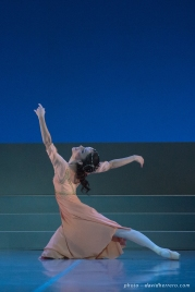 Maria Gutierrez, Juliette. photo David Herrero, courtesy of Ballet du Capitole