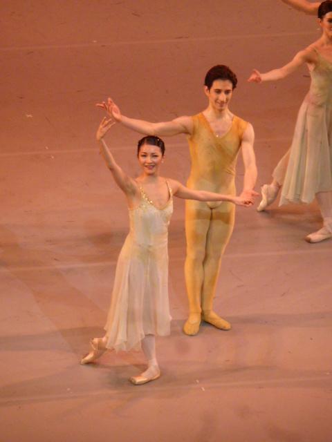 Rhapsody. Yuhui Choe et Valentino Zucchetti.