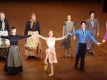 Avec Stéphanie Romberg, Kristin croquée à la manière de Lautrec