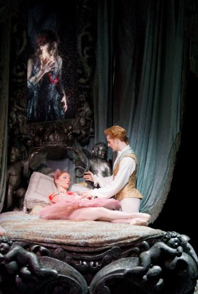 THE SLEEPING BEAUTY  ; October 2011