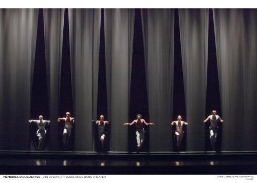Mémoires d'oubliettes - photographie Joris Jan Bos (courtesy Chaillot/NDT)