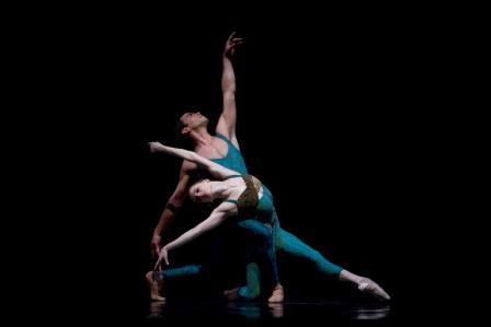 Joan Boada et Maria Kochetkova - Within the Golden Hour (c) Erik Tomasson
