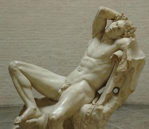 Le Faune Barberini (Glyptothek Munich)