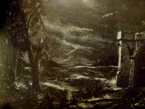 Le Lac des Cygnes. L'acte 3 et sa tempête...