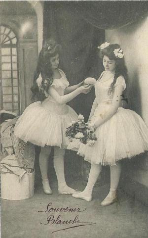 Carte postale 1900