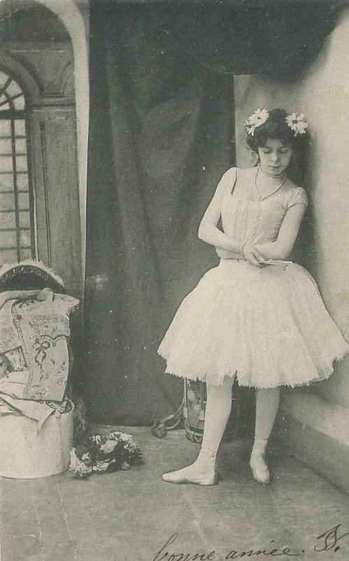 Carte postale 1900bis