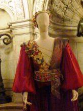 The Seasons, Costumes de Joe Eula. Figuration. Les dieux.