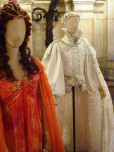 The Seasons, Costumes de Santo Loquasto, 1979. Figuration. Les dieux.