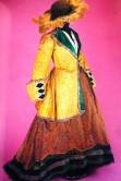 L'une des 5 duchesses de la chasse. Costume de Bakst, 1921