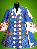 Un manteau de valet de pied dans la production Bakst de 1921. Vente Sotheby's 1995.