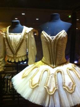 Thème et Variations. Balanchine.