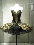 ... créateur pour elle de ce costume du Cygne noir