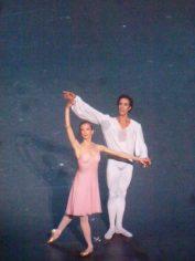 Myriam Ould-Braham et Mathias Heymann. Sonatine...