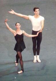 Eleonora Abbagnato et Audric Bezard