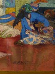 Shéhérazade. Détail (1910)