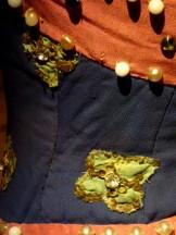 Costume de Zobéide dans Shéhérazade. Détail (1910)