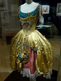 Costume de Pavlova pour la Belle au bois dormant (1916)