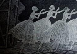 """The Gilded Bat : """"Maud décrocha une place dans le corps des Ballets Hochepot"""""""