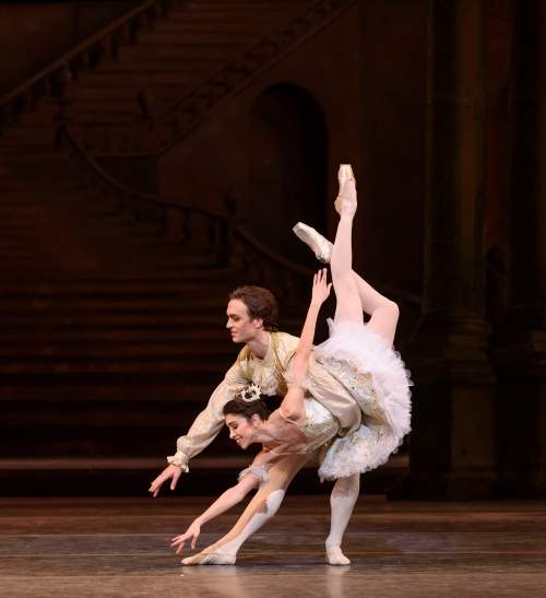 The Sleeping Beauty_The Royal Ballet, Matinee Performance 18th February 2017Princess Aurora; Yasmine Naghdi,Prince Florimund; Matthew Ball,King Florestan; ChristopherSaunders,Queen; Christina Arestis,Cattalabutte; Thomas Whitehead,Carabosse; Elizab