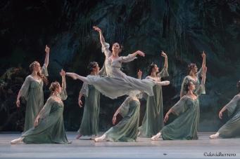 Natalia de Froberville : Kitri/Dulcinée. Photographie David Herrero. Courtesy Théâtre du Capitole.