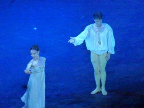 Yolanda Correa et Yoel Carreño (Roméo et Juliette)