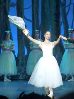 Giselle : Grettel Morejon
