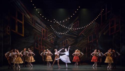 Le Baiser de la Fée - Scottish Ballet - Photo Andy Ross, courtesy of ROH