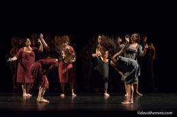 Cantata : Louise Coquillard, Olivia Lindon - crédit David Herrero