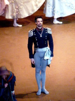 Florian Magnenet (Prince Grémine).