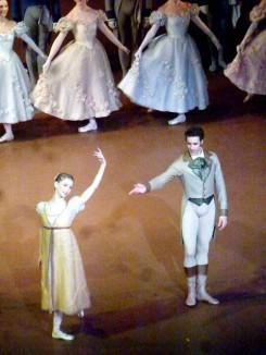 Myriam Ould-Braham et Mathias Heymann