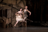 Natalia Osipova et David Hallberg. Act1, Photo Bill Cooper, courtesy of Royal Opera House