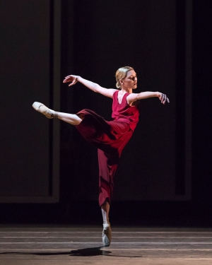 Sarah Lamb / Yugen - Photo Andrej Uspenski, courtesy of ROH