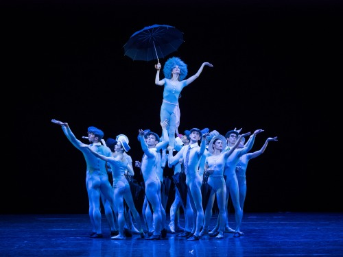The Concert (c) Wiener Staatsballett