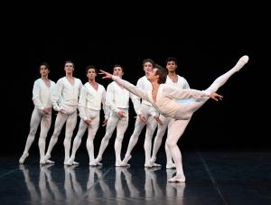 Konzert für Flöte und Harfe - courtesy of Stuttgarter Ballet