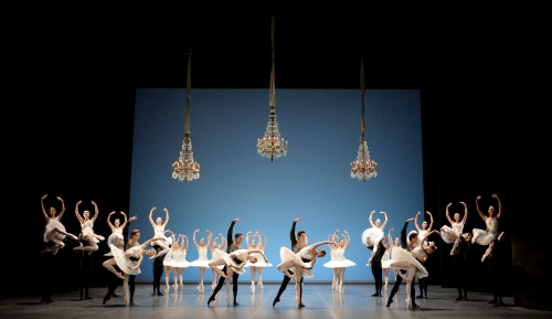 Sinfonie in C - Courtesy of Stuttgarter Ballet