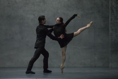 Ballett Zürich - Alexander Jones, Eléonore Guérineau - © Gregory Batardon