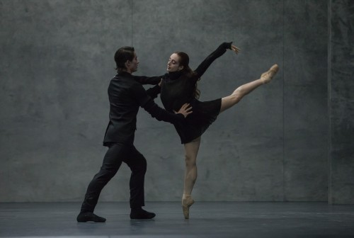 Ballett Zürich - Alexander Jones, Eléonore Guérineau - © Gregory Batardon