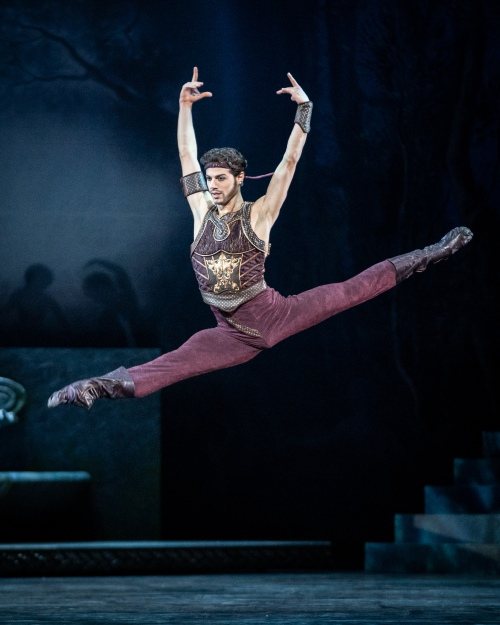 Davide Dato © Wiener Staatsballett / Ashley Taylor