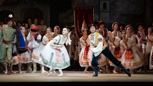 Coppelia - (c) Wiener Staatsballett/Ashley Taylor