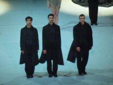 Chung Wing Lam, Pablo Legasa et Adrien Couvez