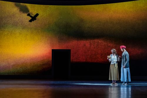 Blixen (acte II) - Photo Henrik Stenberg, courtesy of the Royal Danish Ballet
