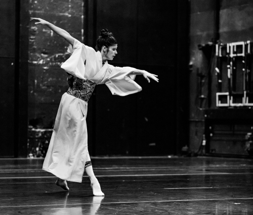 Julia Carnicer dans Cuerpo Real - Photo (c) Charlène Bergeat